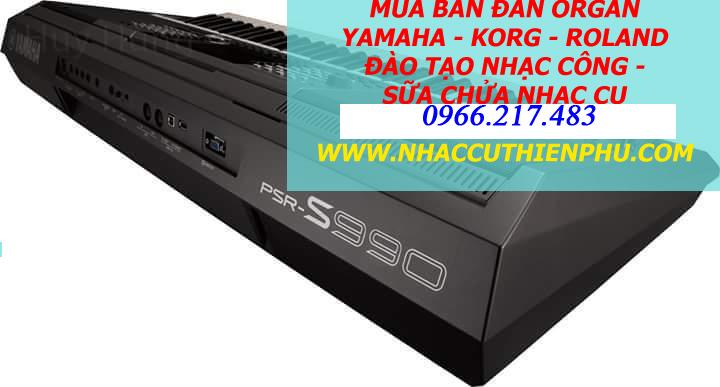 bán đàn organ yamaha s990 mới
