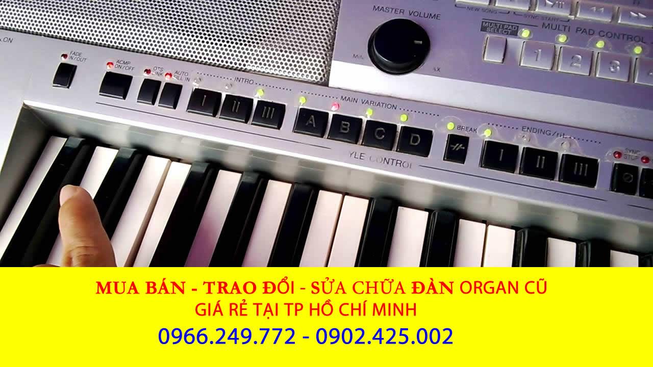 bán đàn organ yamaha s3000 cũ