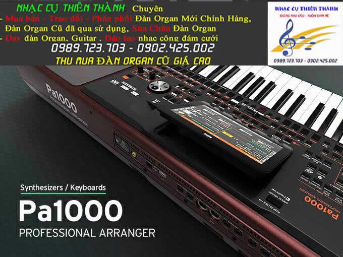 bán đàn organ korg pa700 mới chính hảng giá rẻ
