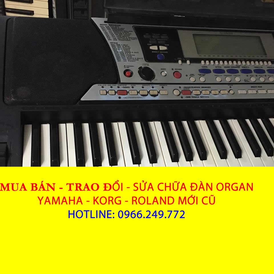 GIÁ ĐÀN ORGAN YAMAHA PRS 550 CŨ