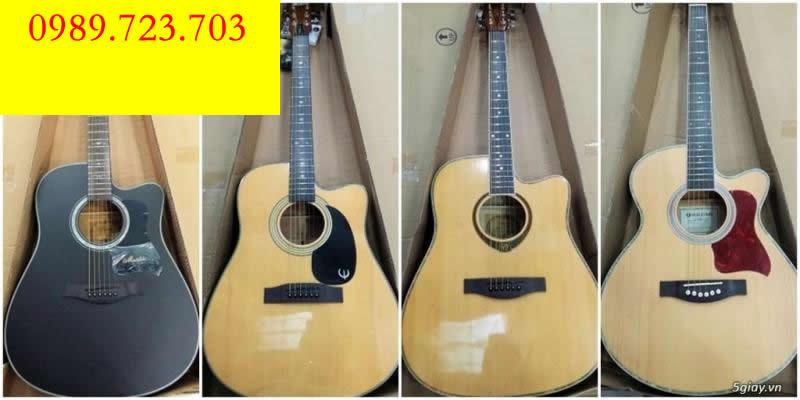 thu mua đàn guitar cũ giá cao tại tphcm