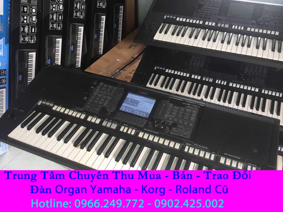 mua bán trao đổi đàn organ cũ, đã qua sử dụng tại cà mau